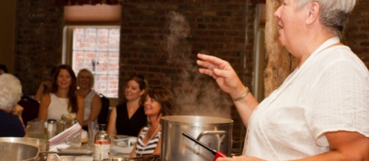 New-Orleans-School-of-Cooking-Demonstration-Class-Anne
